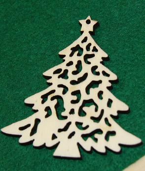 woodvertising advertising products custom christmas decorations